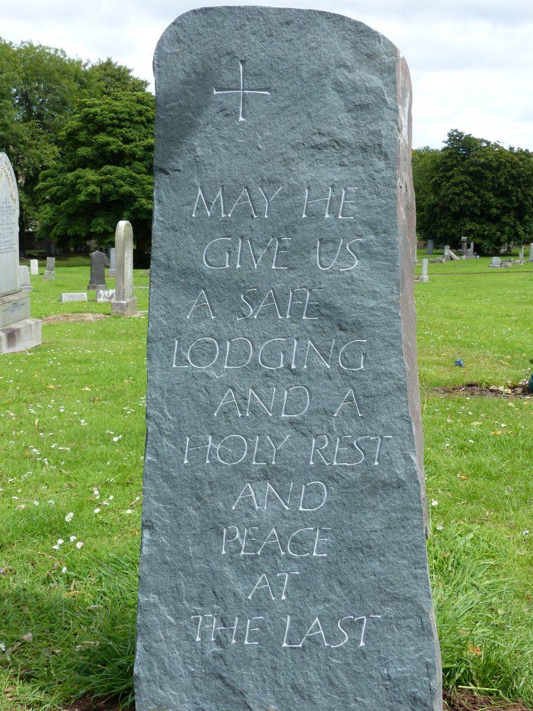 Memorials: Memorial Stone